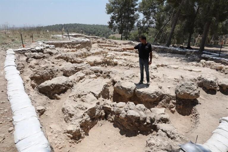 Cidade onde Davi se refugiou pode ter sido encontrada