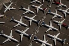 Aviões da Boeing continuam em solo após acidentes