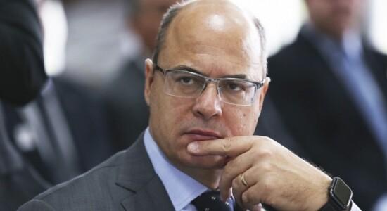 Governador do Rio de Janeiro, Wilson Witzel,diz que quer ser presidente