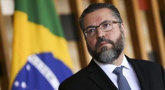 Ministro Ernesto Araújo