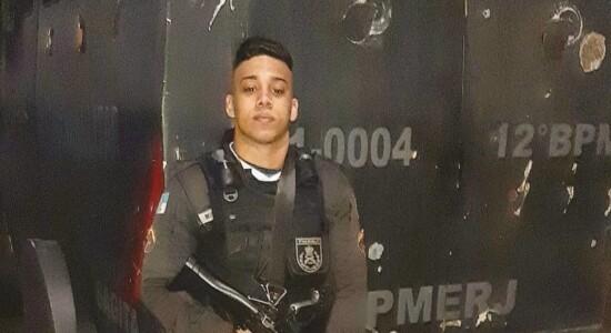 Policial Gabriel Monteiro