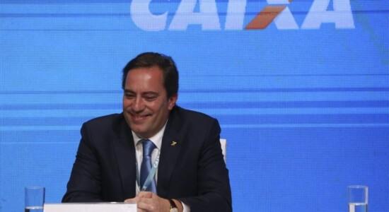 Presidente da Caixa Econômica Federal, Pedro Guimarães