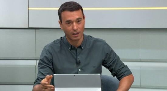 Apresentador do Grupo Globo, André Rizek