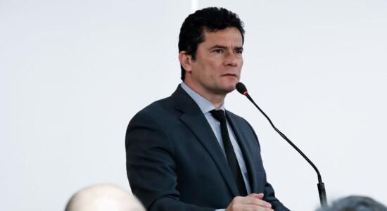 Ex-ministro da Justiça, Sergio Moro