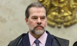 Ministro Dias Toffoli, do STF