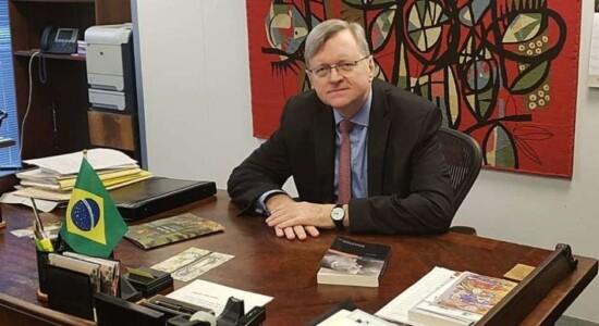 Diplomata Nestor Forster
