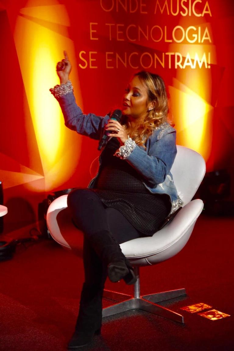 Bruna Karla e Gabriela Gomes participam do DMX