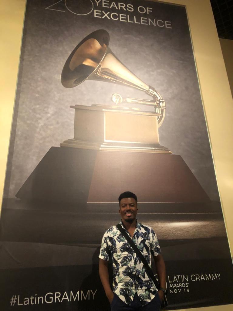 Delino Marçal vence o Grammy Latino