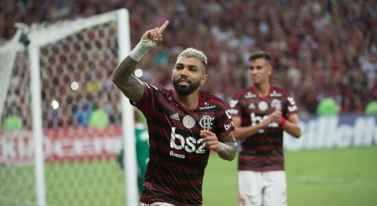 Flamengo receberá taça do Brasileirão