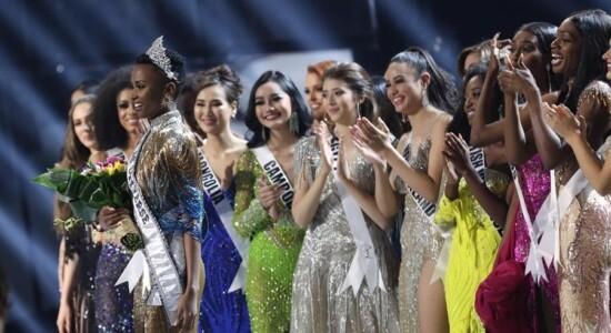 Miss Universo aconteceu em Atlanta e coroou a representante da África do Sul