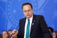 Presidente da Frente Evangélica, deputado Silas Camara