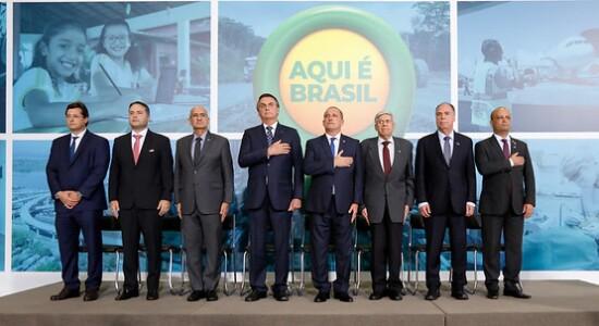 Campanha Agenda Positiva Regional 2019 foi lançada nesta quarta-feira no Palácio do Planalto