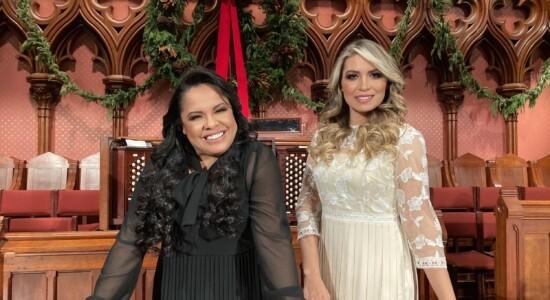 Elaine de Jesus e Cassiane lançam música juntas pela primeira vez