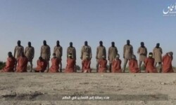 Em vídeo, Estado Islâmico mata 11 cristãos após o Natal