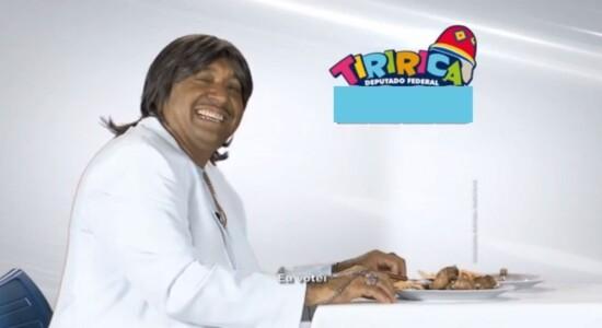 Campanha eleitoral de Tiririca