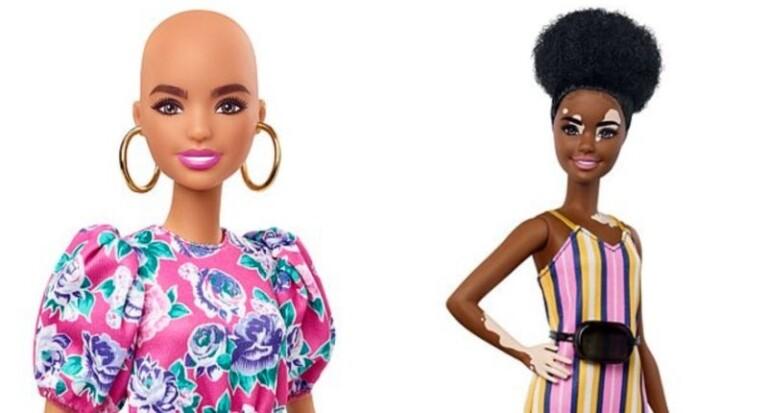 Barbie lança novas bonecas inclusivas