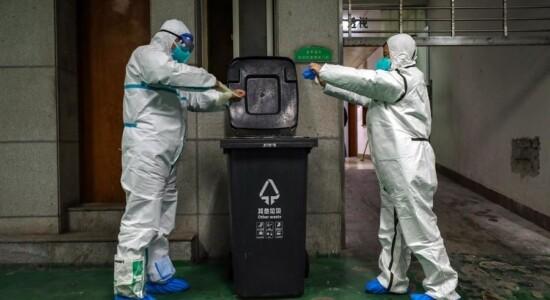 Cientista diz que China encobriu casos de coronavírus em Wuhan