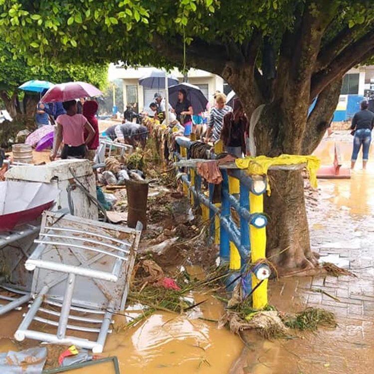 Cidade de Abre Campo, em Minas Gerais, é uma das em estado de emergência