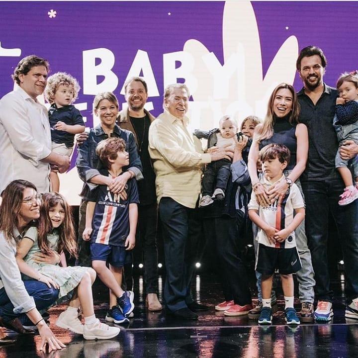Silvio Santos visitou a Lagoinha Orlando Church