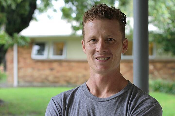 Andy Byrd, do Jovens Com Uma Missão (JOCUM)
