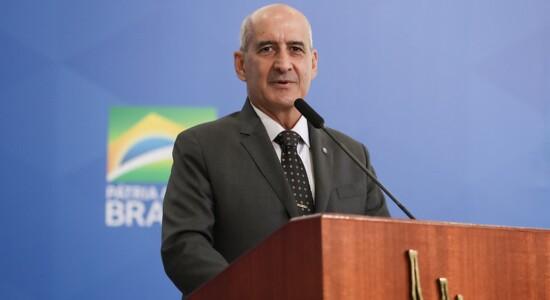 Ministro Luiz Eduardo Ramos