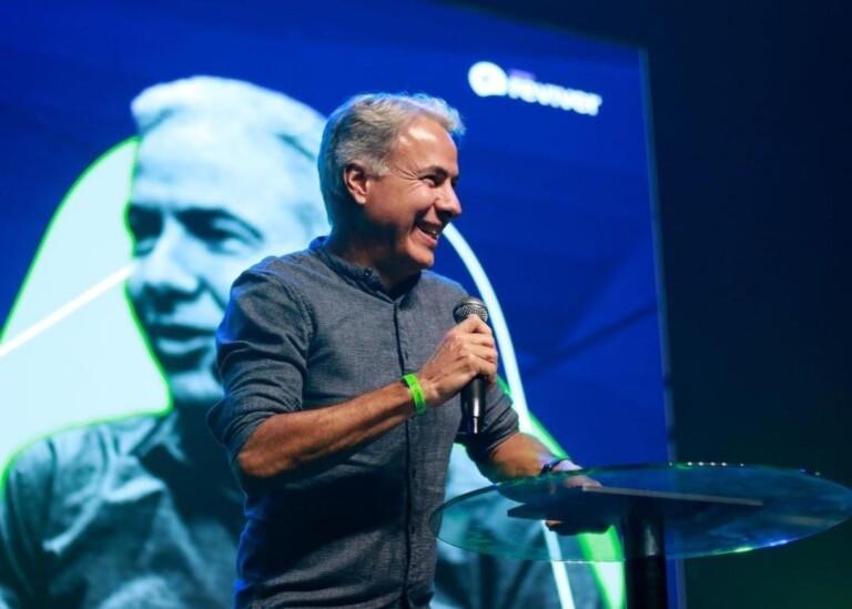 Coty Borges, conferencista e pastor da JOCUM