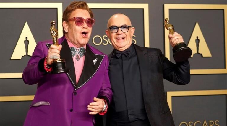Elton John e Bernie Taupin