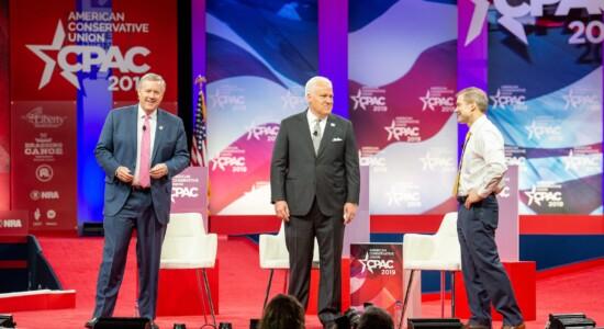 CPAC é o maior evento conservador dos EUA