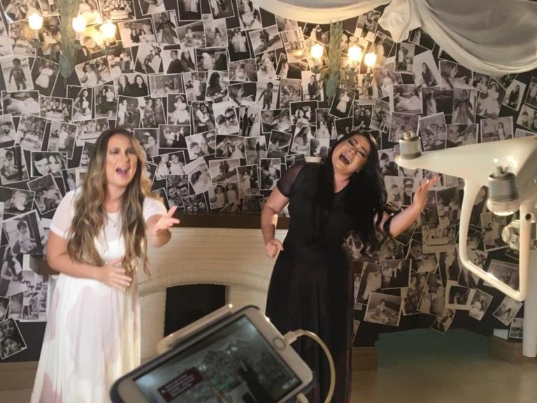 Gislaine e Mylena lançam single e clipe pela MK Music