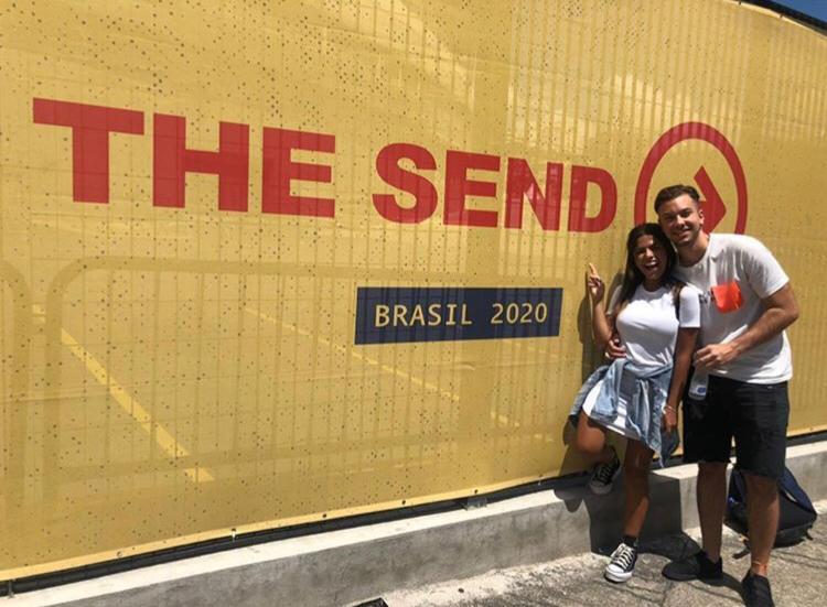 The Send reúne 170 mil pessoas