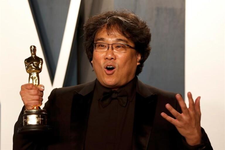 Bong Joon-ho venceu como Melhor Diretor