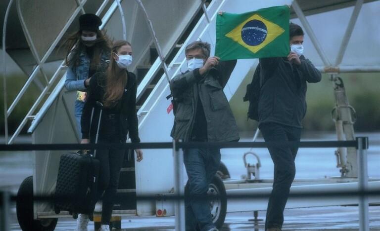 Pandemia do novo coronavírus no Brasil