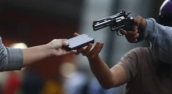 Roubo de celular não foi legalizado pelo STF