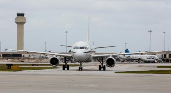 Presidente Bolsonaro chega aos Estados Unidos