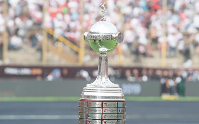 Confrontos Das Oitavas De Final Da Libertadores S U00e3o