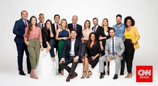Confira a programação de estreia da CNN Brasil
