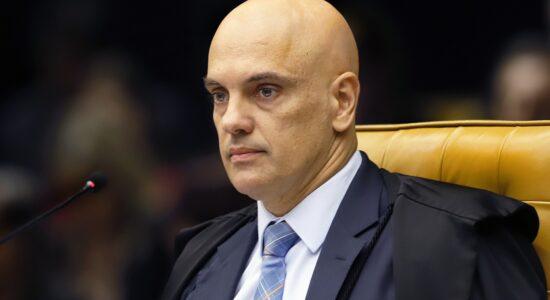 Ministro Alexandre de Moraes, do STF