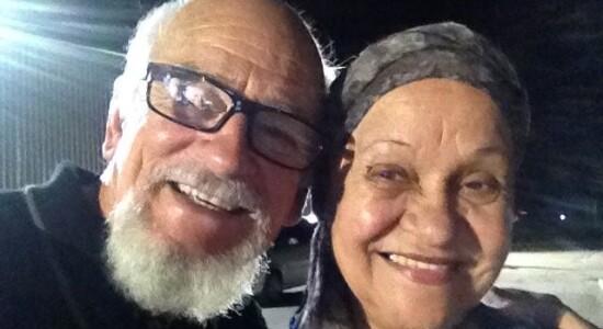 Pastor Paulo Cezar e sua esposa, Nilma