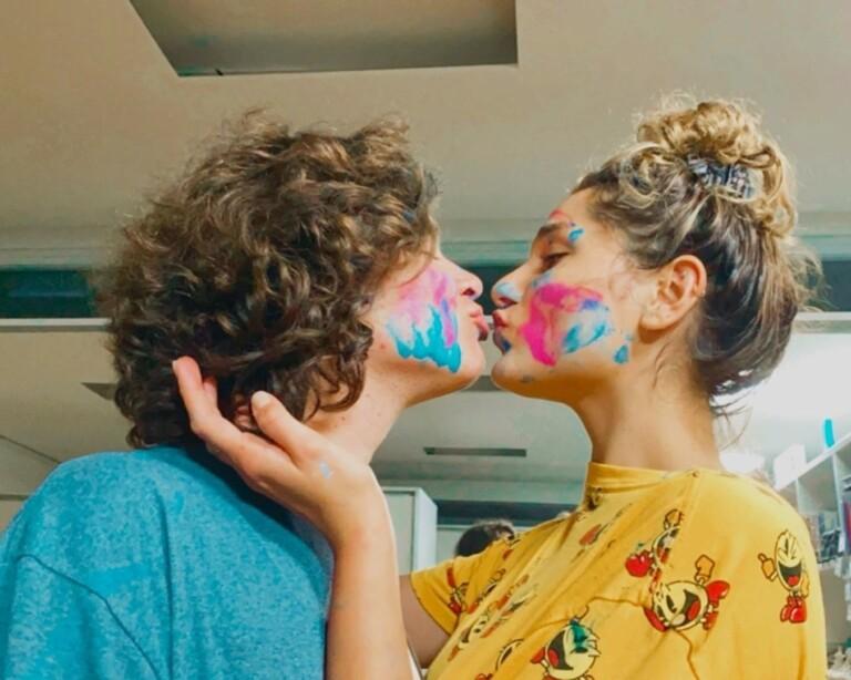 Sasha e João Figueiredo estão namorando