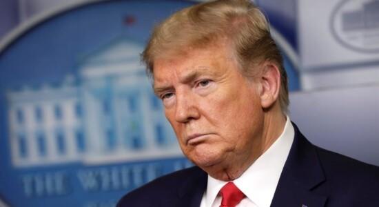 Trump criticou recentes decisões da Suprema Corte dos EUA