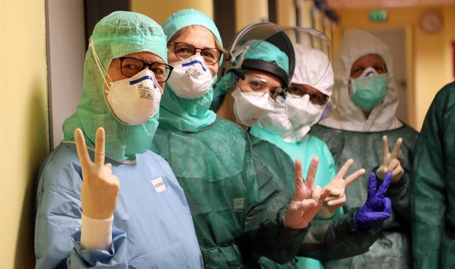 Número de curados da Covid-19 no mundo chegou a 3 milhões