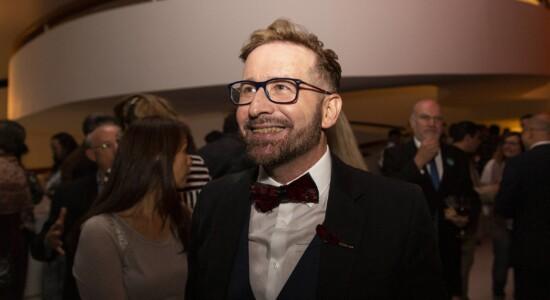 Pedro Almeida, curador do Prêmio Jabuti