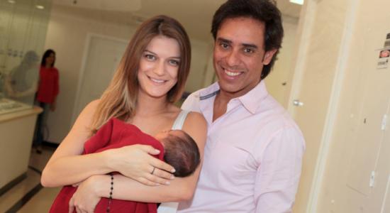 Guilherme teve uma filha com a dançarina Mary Silvestre