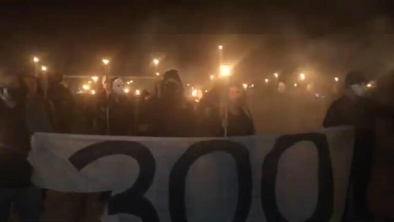 300 do Brasil se mobilizou contra o Supremo