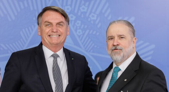 Presidente Jair Bolsonaro e o PGR, Augusto Aras
