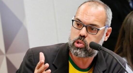 Allan dos Santos, do portal Terça Livre