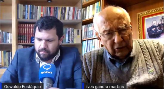 Ives Gandra Martins explicou a aplicação do Artigo 142