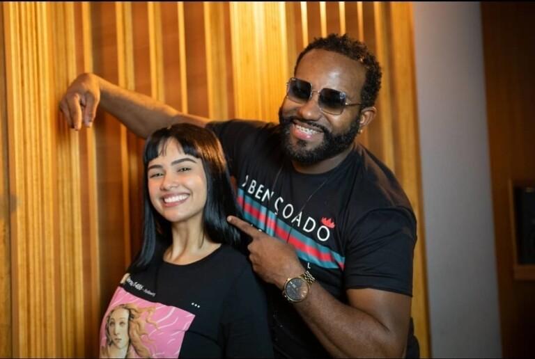 Manú Paiva prepara primeiro projeto pela MK Music
