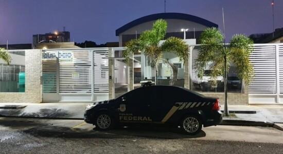 Operação da PF apura fraude com uso de recursos públicos voltados para a pandemia