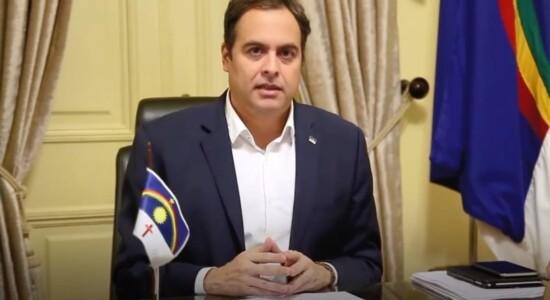 Paulo Câmara anunciou que está com Covid-19